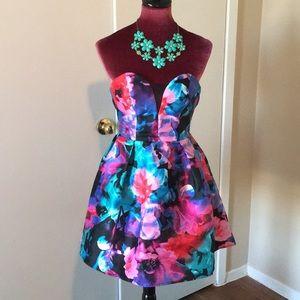B. Darling Strapless Dress